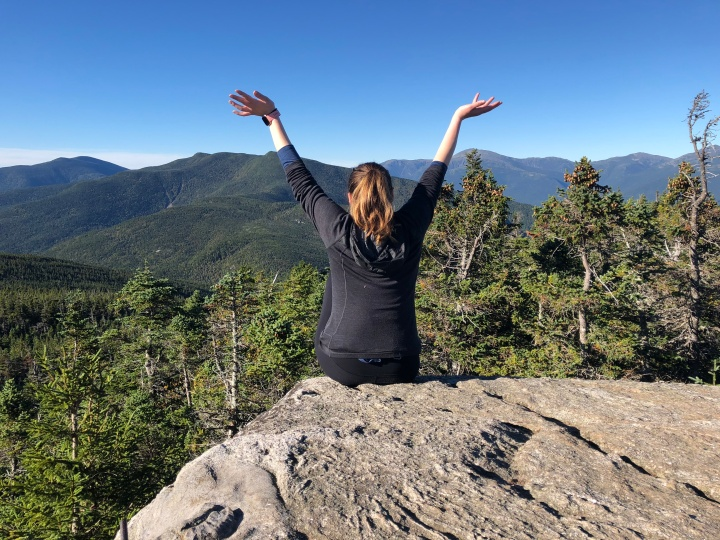 New Hampshire: 7 Mountains 3 days